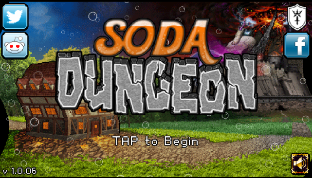 [review]Soda Dungeon ผู้กล้าบ้าโซดา