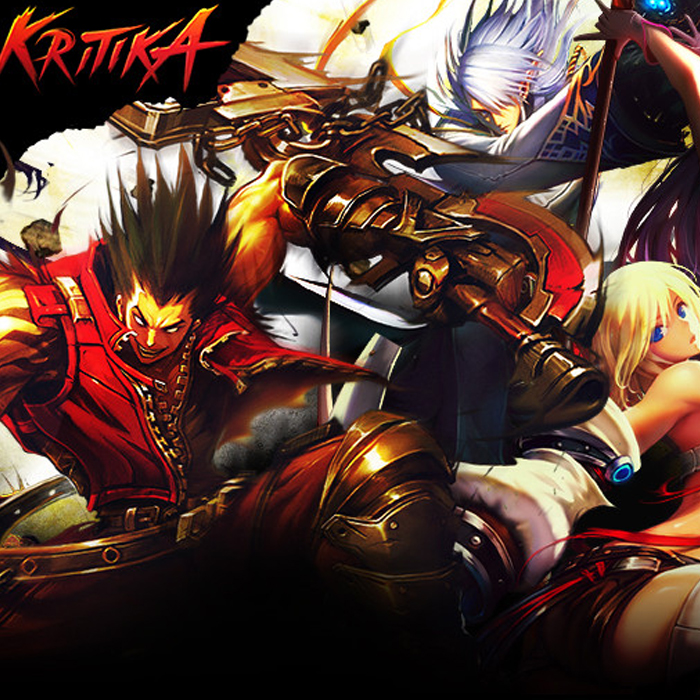 [Game Mobile Review]Kritika : The White Knights บู๊สนั่นมันส์ทะลุจอ