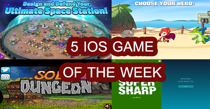 5 Game IOS of The Week