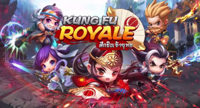 (Review) Kung Fu Royale เกม Action Strategy ที่แฟนๆ นิยายของกิมย้ง ห้ามพลาด!!