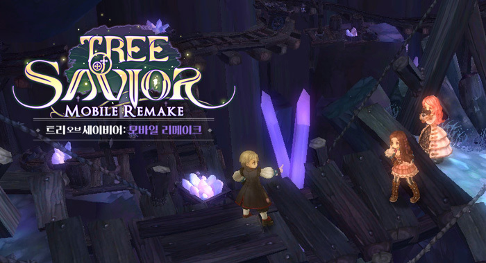 Tree of Savior: Mobile Remake เผยตัว Demo ในงาน G-Star 2016