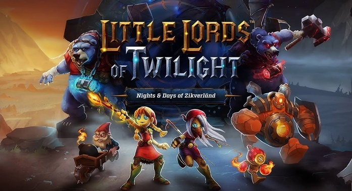 Little Lords of Twilight® เกม Strategy ผสม Card Games ที่มาพร้อมกับระบบกลางวันกลางคืน !!
