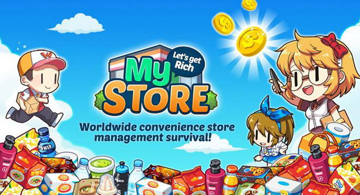 My Store: Let's Get Rich เปิด Soft Launch แล้วจ้าาา !!