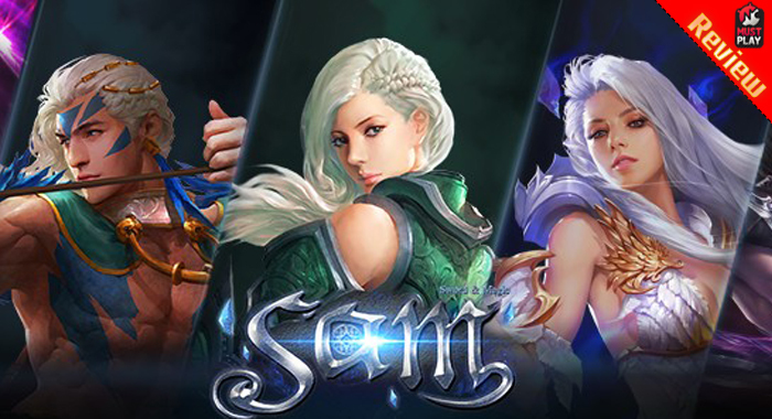 [Review] Sword and Magic ยอดเกมแฟนตาซีฉบับ MMO !