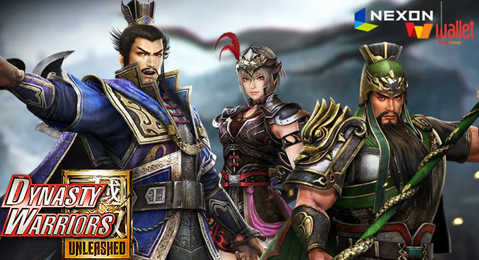 Dynasty Warriors: Unleashed จับมือ True Money Wallet แจกไอเทมฟรี!