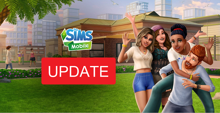 The Sims Mobile เพิ่ม Heirloom Collection เนื้อหาใหม่เอาใจ Simmers!!