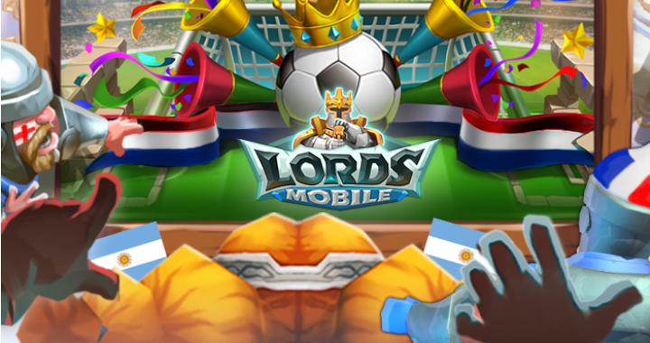 Lords Mobile อัพเดตครั้งใหญ่ส่งท้ายปีกับ Familiar system ตาม