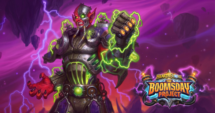 Hearthstone อัปเดตแพทใหม่ The Boomsday Project!!