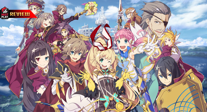 [Review] Kou-kyou-Sei Million Arthur เกมแนว Action RPG จากค่าย Square Enix !!
