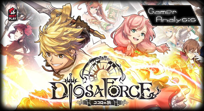 [GamerAnalysis EP.17] Diosa Force: Salvation เกมแนว Strategy RPG สุดแจ่มที่ต้องลอง