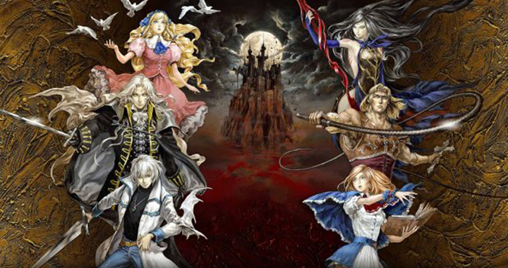 Castlevania: Grimoire of Souls ประกาศลงแพลตฟอร์ม Android และ iOS !!