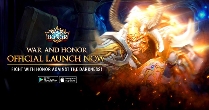 War and Honor เกมแนว 3D Action MMORPG ภาพอย่างจีนเอาไปลองดู!!