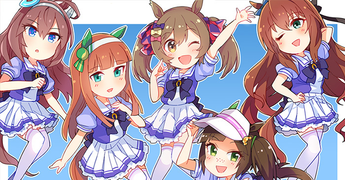 Cygames เผย Project Game x Anime Uma Musume Pretty Derby มาแน่ในปี 2020