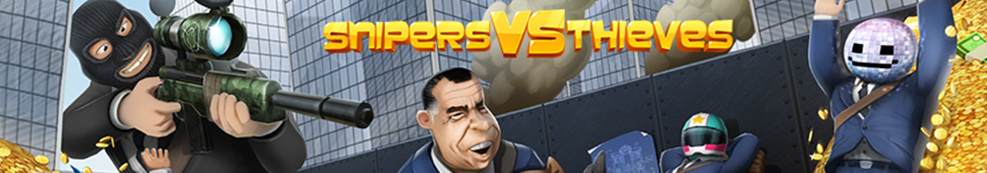 Sniper Vs Thieves