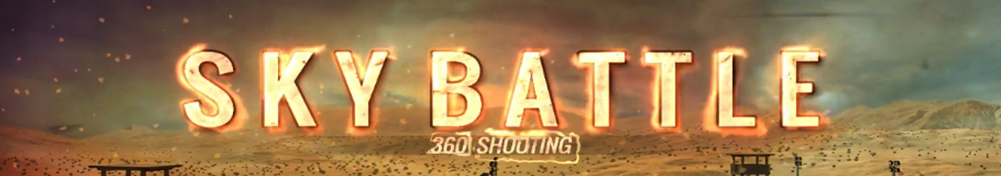 Sky Battle - 360 Shooting