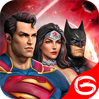 Justice League : Super Heroes
