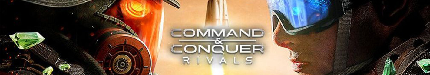 Command and Conquer : Rivals