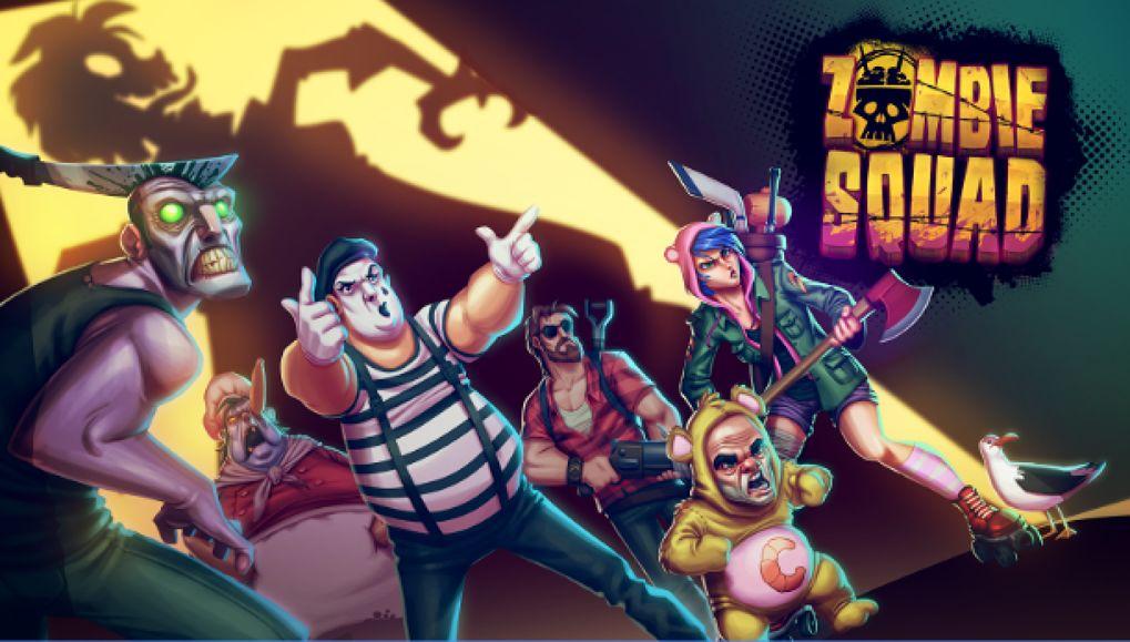 ฮาแน่นอน !! Zombie Squad: A Strategy RPG เปิดให้บริการแล้ว