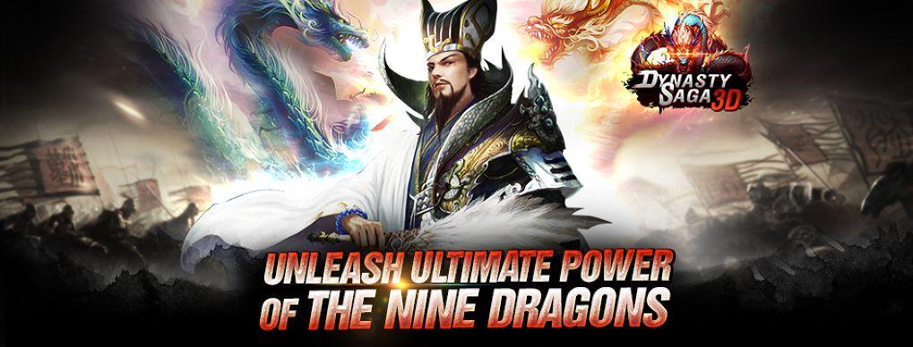 แฟนสามก๊กห้ามพลาด !! Dynasty Saga 3D เปิดให้บริการแล้ว