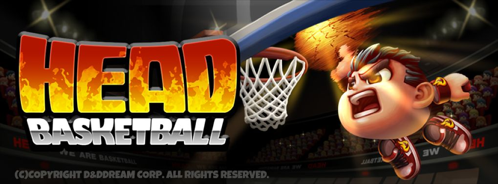 ภาคต่อจาก Head Soccer !! Head BasketBall เปิดให้บริการแล้ว !!