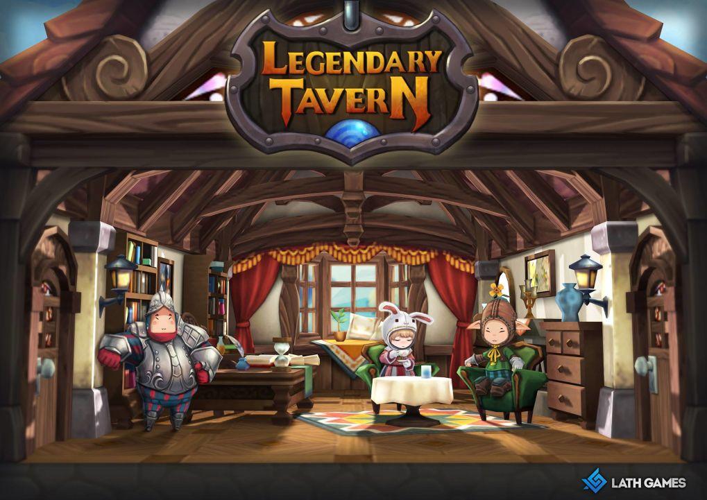 โรงแรมก็ต้องดู กู้เมืองก็ต้องทำ !! Legendary Tavern เปิดให้บริการแล้ว