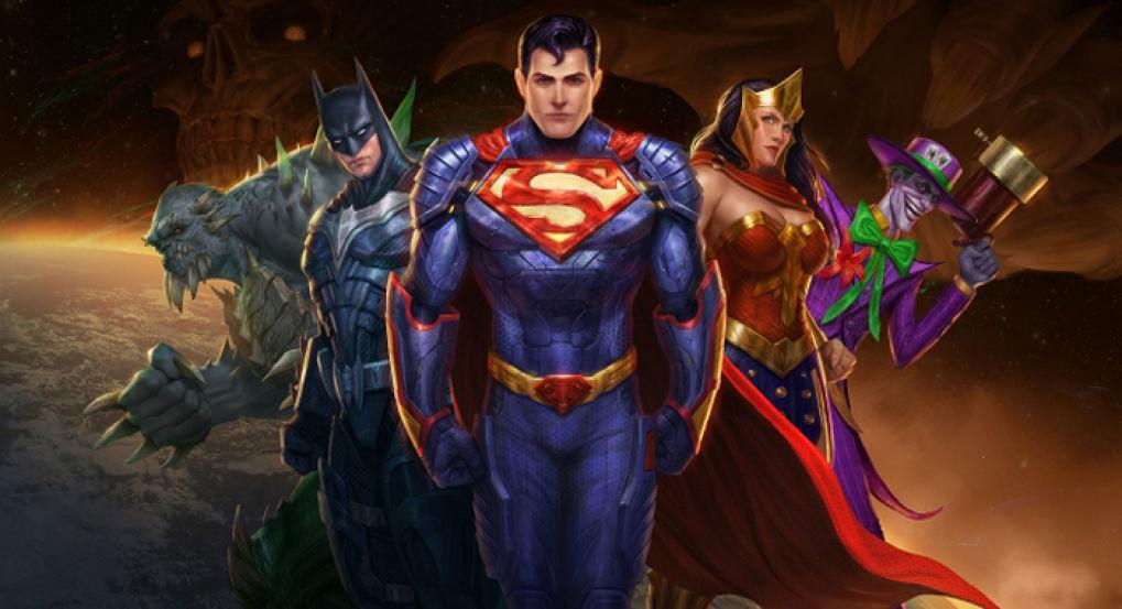แฟนบอย DC เตรียมมันส์ DC Legends Mobile ประกาศเปิดลงทะเบียนล่วงหน้าแล้ว !!