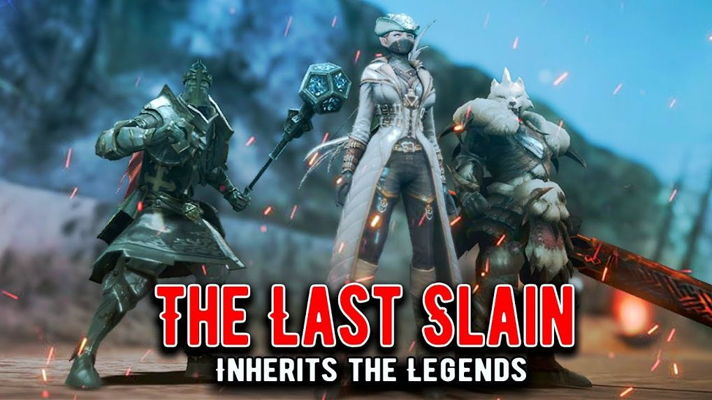 ผลการค้นหารูปภาพสำหรับ The Last Slain: Inherits the Legends