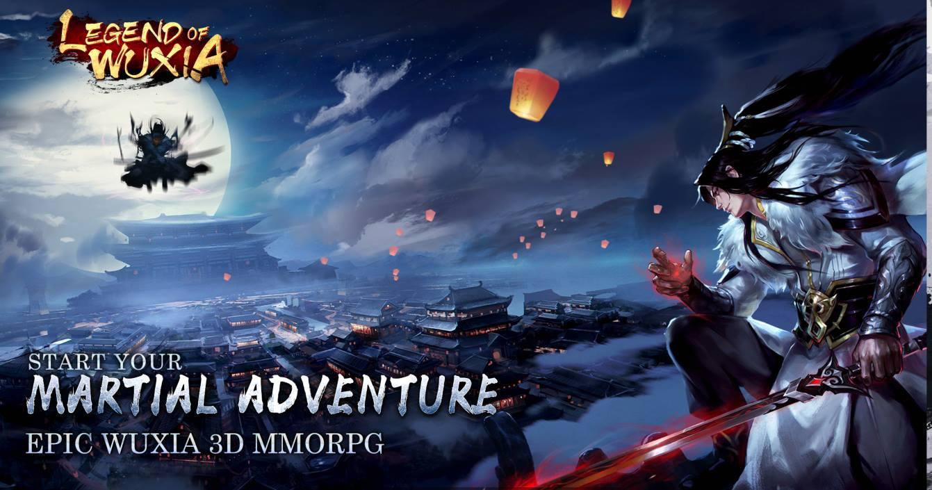โคตรเกมที่กวาดมาหลายรางวัล !! Legend of Wuxia เปิดให้ทดสอบ