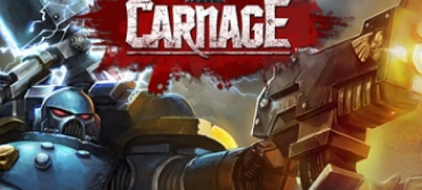 [iOS,Android] Warhammer 40,000: Carnage เกม Action RPG มันๆเดือนหน้า!!