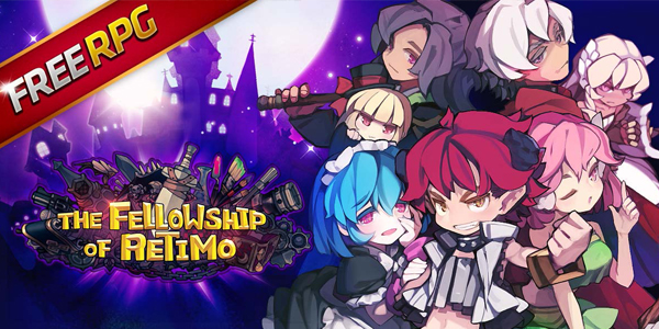 The Fellowship of Retimo เกมใหม่จาก Actoz Games ผู้สร้าง Dragon Nest: Labyrinth