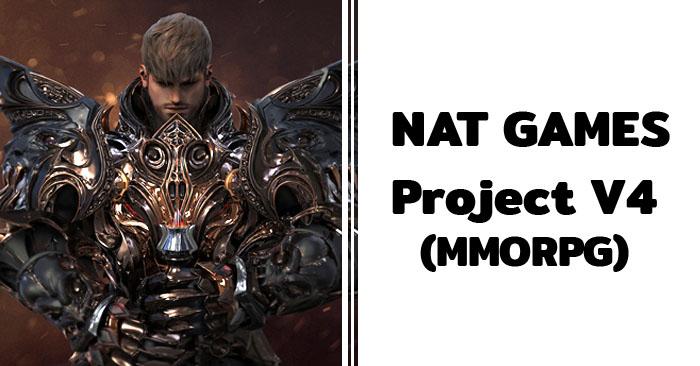 NAT Games จากค่าย NEXON ประกาศเข็นเกมใหม่เปิดทั่วโลกหลัง HIT