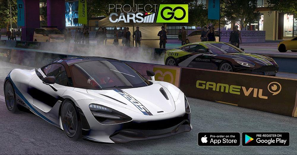 เกม Project Cars Go เกมแข่งรถสุดแรงในเวอร์ชันมือถือ